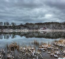 Winter Reflections by Megan Noble