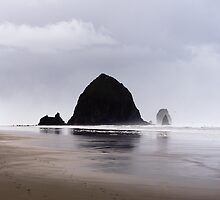 Cannon Beach by SandrineBoutry