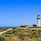 The Lighthouse at Paphos by vivsworld