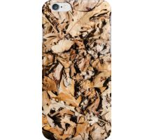 """Real Tree Design for Hunting & Shooting """"Leaves"""" #3 iPhone Case/Skin"""