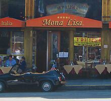 Mona Lisa Ristorante by David Denny