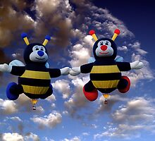 There Bee the Two of US by Paul Albert