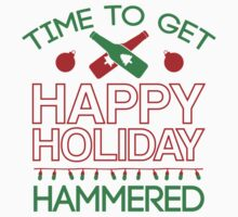 Time To Get Happy Holiday Hammered by BrightDesign