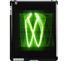 Oscilloscope Cocoon #2 iPad Case/Skin