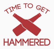 Time To Get Hammered by BrightDesign