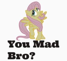 Fluttershy-You Mad Bro? by ImpossibleStyle