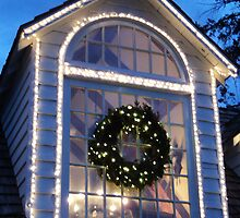 Christmas Wreath by PicsbyJody