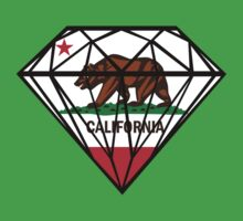 CALIFORNIA DIAMOND by omadesign
