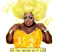 All T All Latrice  by therabbitabacus