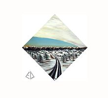 A winter's Road by Elisabeth Dubois