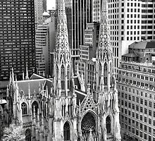 St. Patrick's Cathedral by Robert Meyers-Lussier