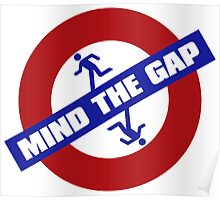MIND_THE_GAP Poster