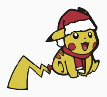 PIKACHU'S X-MAS by sleepingm4fi4