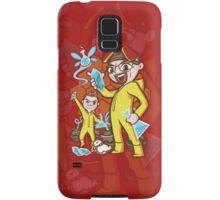 The Legend of Heisenberg Samsung Galaxy Case/Skin