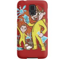 """""""The Legend of Heisenberg"""" Samsung Galaxy Case/Skin"""