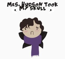 Mrs Hudson took my skull by Common Spring