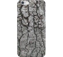 """Real Tree Design for Hunting & Shooting """"Tree Bark"""" #2 iPhone Case/Skin"""