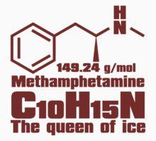 Methamphetamine by auraclover