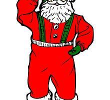 Dancing Santa by boogeyman