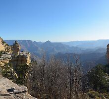 GrandCanyon Panorama by PhotoMel
