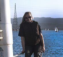 A bday Sail by linaji