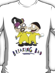 Rugrats/Breaking Bad - Chefs T-Shirt