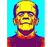 Boris Karloff, alias in The Bride of Frankenstein Photographic Print