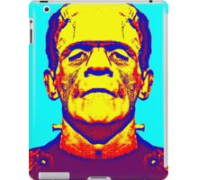 Boris Karloff, alias in The Bride of Frankenstein iPad Case/Skin
