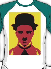 Charles Chaplin Charlot, alias T-Shirt