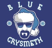Blue Crysmeth by DCVisualArts