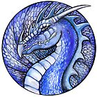 Blue dragon by jankolas