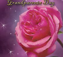Grandparents Day Grandma Rose by jkartlife