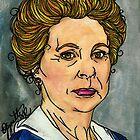 Isobel Crawley by Lynette K.