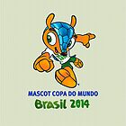 Mascot Copa Do Mundo Brasil 2014 by V-Art