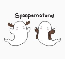 Spoopernatural by colour-rei