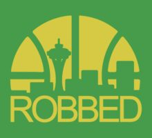 Seattle Supersonics - Robbed by bicwang