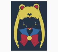 Sailor Moon Mask Head Pop sticker by EdWoody