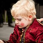 Boy in a Cart by Karen E Camilleri