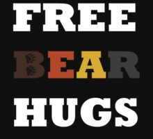 Free Bear Hugs! by WallyWest89