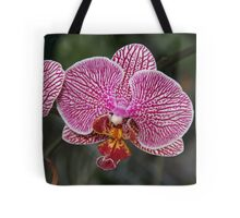 October Orchid Tote Bag