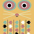 Cat iPhone Renewal  by Tamsin George