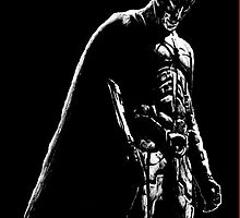The Dark Knight (transparent background) by scoop314