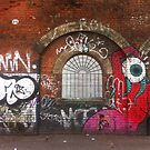 London Graffiti by icecreambonanza