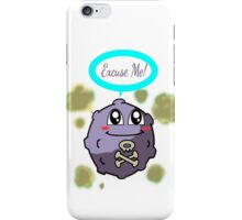 Good Mannered Koffing iPhone Case/Skin