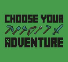 Choose Your Adventure by ajf89