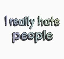 Hating People by BitchesDiamonds