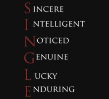 Single Acrostic by Henley421