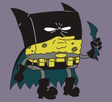 Bat-Sponge Dork Knight Edition by aws85