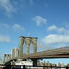Brooklyn Bridge by BOBBYBABE