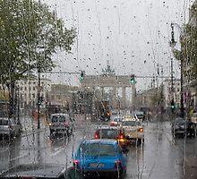 Brandenburger Gate by rainerkphotogra